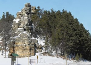 Rabbit Rock, Adams County